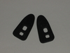 Lot de 2 attaches volant motobecane