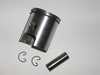 Piston barikit derbi en 39,84.
